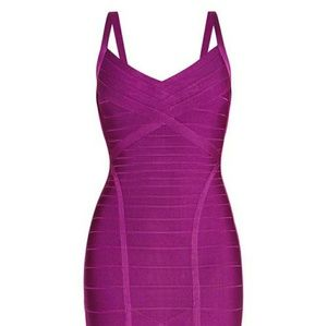New Herve Lerger Dress